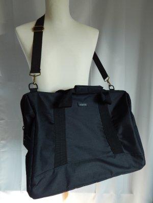 reisenthel,geräumige Weekender Tasche,schwarz,Tragegriff und Umhängegurt