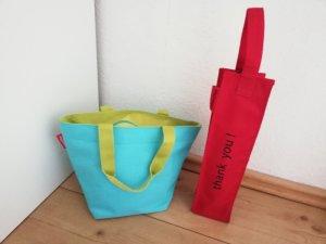Reisenthel Mini-Shopper + Regenschirmhülle