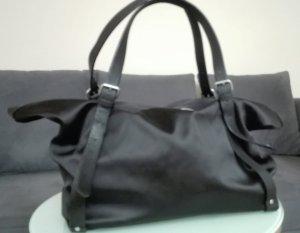 Pimkie Weekender Bag black synthetic fibre