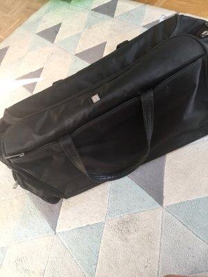 Aigner Travel Bag black
