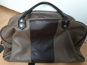 Borsa da weekend marrone scuro