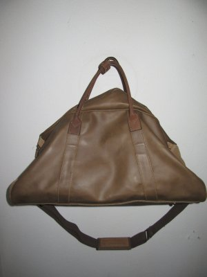 Reisetasche Leder Vintage Retro hochwertig