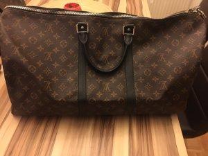 Reisetasche Louis Vuitton Keepal Damier 55