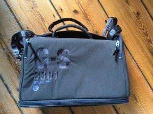 Reisetasche, Weekender, G-Star, viele Details