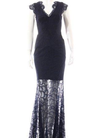 Reiss Abendkleid dunkelblau Elegant