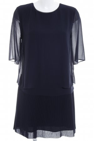 Reiss Blusenkleid dunkelblau Elegant
