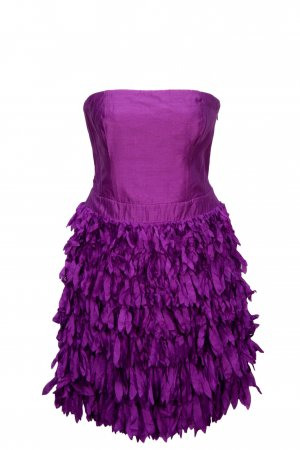 Reiss Extravagantes Kleid in Violett