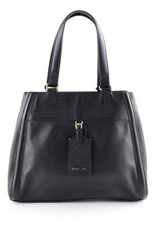 Reiss Handtasche schwarz Elegant