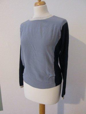 Reiss London Pullover Wolle/Seide Gr. S