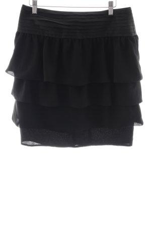 Reiss Minirock schwarz Elegant