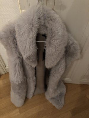 Reiss Reversible shearling Gilet