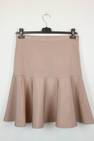 Reiss Rock Midirock Godetrock Gr. UK 12 / dt 38 nude