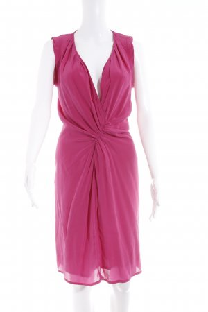 Reiss Schlauchkleid pink Party-Look