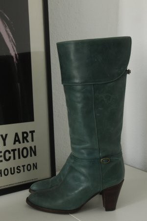 REISS Stiefel Boots Gr. 37 Leder
