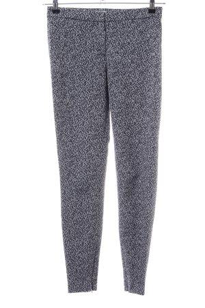 Reiss Stretch broek gestippeld casual uitstraling