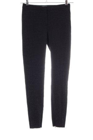 Reiss Stretch broek zwart casual uitstraling