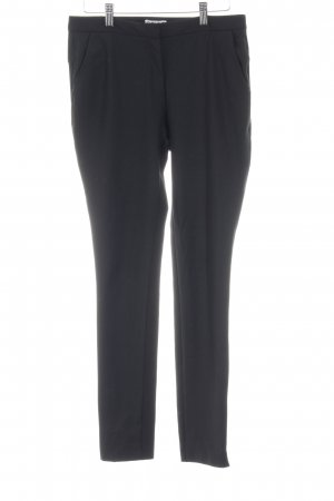 Reiss Stretchhose schwarz Business-Look