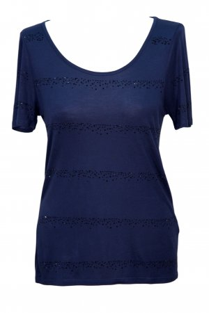 Reiss Top in Dunkelblau