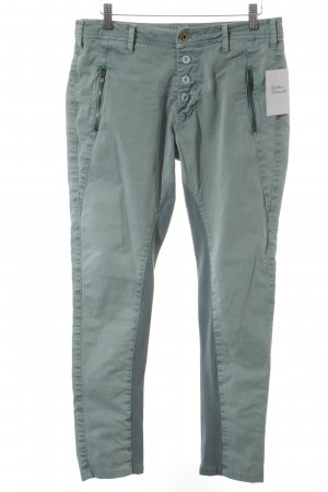 Riding Trousers pale blue casual look