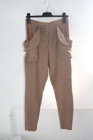 Reiterhose / Riding Pants / H&M Trend / Beige / Cognac