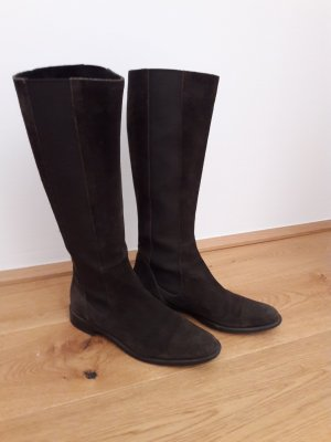 Walter Bauer Riding Boots dark brown