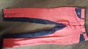 Pantalón de equitación salmón