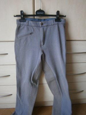 Riding Trousers dark grey-blue