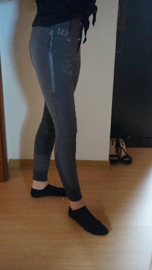 HKM Sports Equipment Pantalone da equitazione grigio-grigio scuro