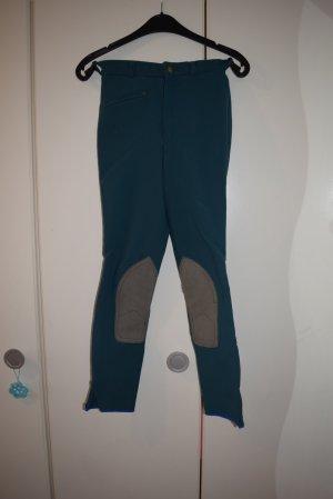 Pantalone da equitazione multicolore Cotone