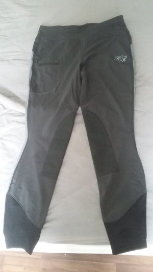 Riding Trousers grey polyester