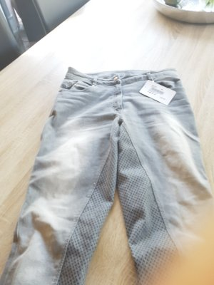 Riding Trousers light grey