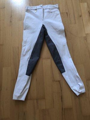 Pikeur Pantalón de equitación blanco
