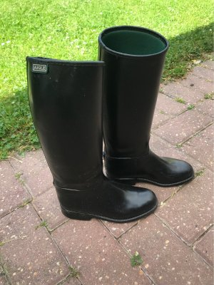 Aigle Riding Boots black