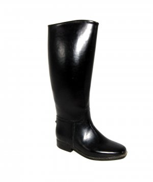 Mustang Riding Boots black mixture fibre