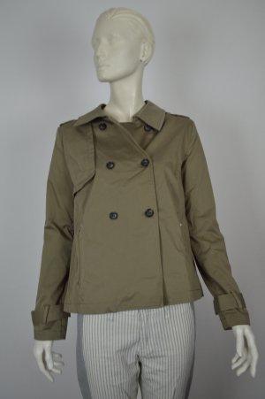 Reken Maar klassische Cabanjacke Jacke khaki NEU Gr 34 XS