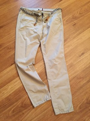Tom Tailor Pantalone chino multicolore