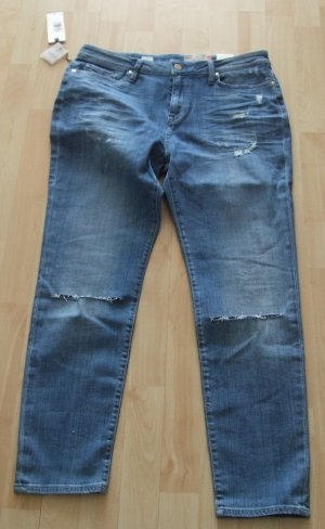Relaxed Fit Jeans von Tommy Hilfiger - Girlfriend - W30 L32