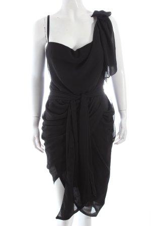 Religion Abendkleid schwarz Eleganz-Look