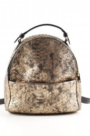 Relish Kindergarden Backpack bronze-colored-black flecked street-fashion look