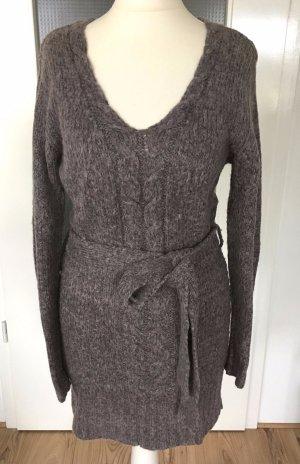Relood Strickkleid S 36 XS 34 Longpullover Longpulli Pullover Winter Tunika Kleid