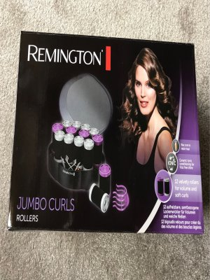Remington Jumbo Curls Rollers