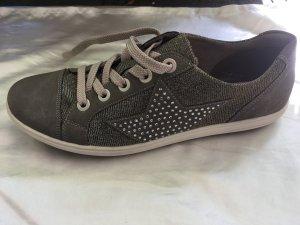 Remonde Sneaker Schnürschuhe 41 40 Schuhe grau