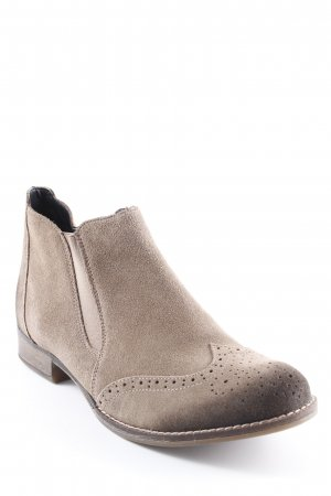 Remonte Chelsea Boots graubraun Casual-Look