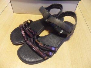Remonte Sandalias cómodas negro