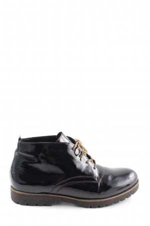 Remonte Korte laarzen zwart casual uitstraling