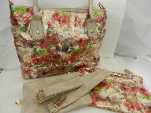 Remonte Shopper Bag in Bag Umhängetasche Handtasche - Sommerfarben – NEU