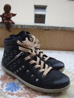 Remonte High top sneaker veelkleurig Leer