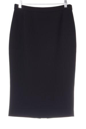 Rena Lange Kokerrok zwart zakelijke stijl