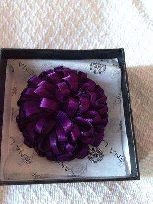 Rena Lange Brosche lila