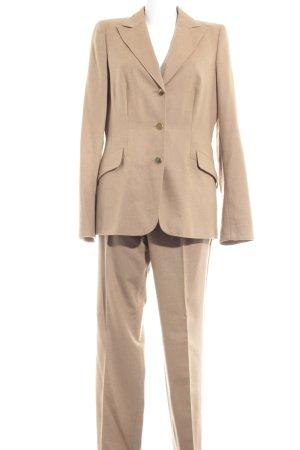 Rena Lange Traje de pantalón camel look casual